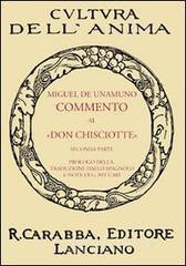 Commento al «Don Chisciotte» - Unamuno Miguel de