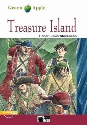 Treasure Island+cd - Robert Louis Stevenson