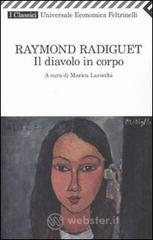 Il diavolo in corpo - Radiguet Raymond