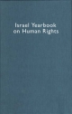 Israel Yearbook on Human Rights, Volume 30 (2000) - Yoram Dinstein; Fania Domb