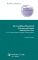 The Availability of Spatial and Environmental Data in the European Union - Katleen Janssen