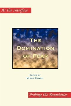 The Domination of Fear - Herausgeber: Canini, Mikko