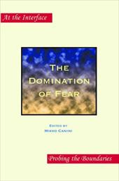 The Domination of Fear. - Canini, Mikko