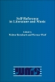 Self-Reference in Literature and Music - Walter Bernhart; Werner Wolf