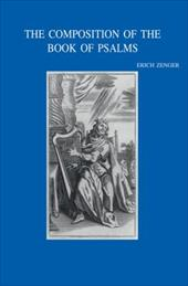 The Composition of the Book of Psalms - Zenger, Erich