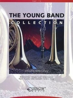 The Young Band Collection: Grade 1-1 1/2 - Curnow, James Connery, Brian Court, Douglas