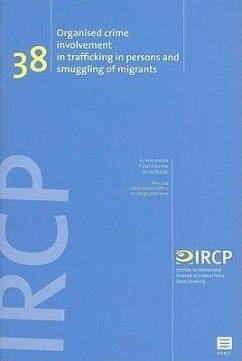 Organised Crime Involvement in Trafficking in Persons and Smuggling of Migrants - Vermeulen, G. Van Damme, Y. De Bondt, W.