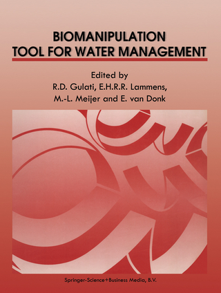 Biomanipulation Tool for Water Management - Ramesh D. Gulati; E.H.R.R. Lammens; M.-L. Meyer; E. van Donk