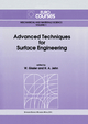 Advanced Techniques for Surface Engineering - W. Gissler; H. A. Jehn