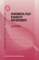 Environmental Policy in Search of New Instruments - Bruno Dente