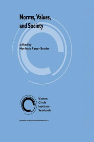 Norms, Values, and Society Herlinde Pauer-Studer Editor
