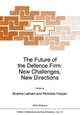 Future of the Defence Firm - A. Latham; N. Hooper