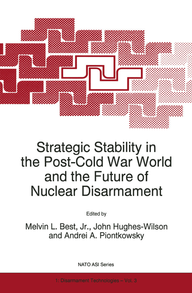 Strategic Stability in the Post-Cold War World and the Future of Nuclear Disarmament als Buch von - Springer Netherlands