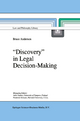 `Discovery' in Legal Decision-Making - B. Anderson