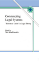 Constructing Legal Systems:
