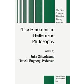 The Emotions in Hellenistic Philosophy - T. Engberg-Pedersen
