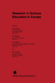 Research in Science Education in Europe - M. Bandiera; S. Caravita; E. Torracca; M. Vicentini