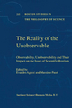 The Reality of the Unobservable - E. Agazzi; M. Pauri