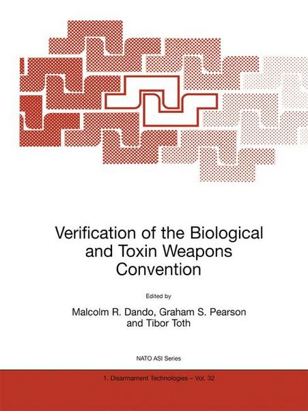 Verification of the Biological and Toxin Weapons Convention - Springer Netherland