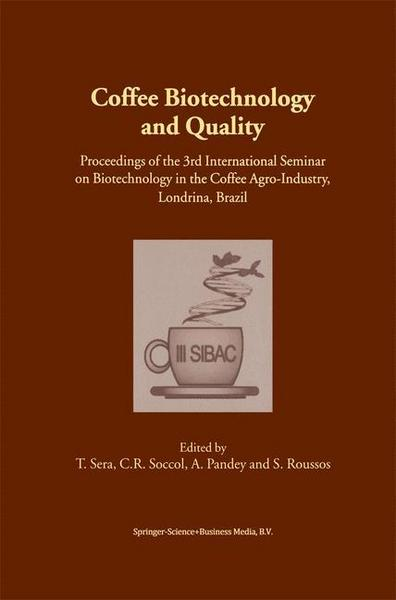 Coffee Biotechnology and Quality - Springer Netherland
