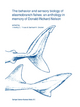 The behavior and sensory biology of elasmobranch fishes: an anthology in memory of Donald Richard Nelson - Timothy C. Tricas; Samuel H. Gruber