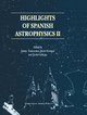 Highlights of Spanish Astrophysics II - Jaime Zamorano; Javier Gorgas; Jesus Gallego