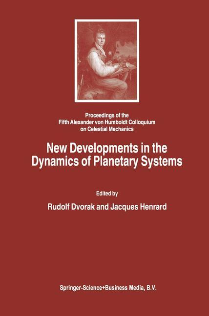 New Developments in the Dynamics of Planetary Systems als Buch von - Springer Netherlands