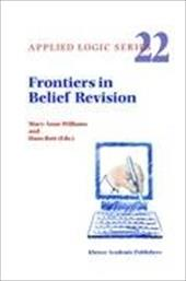 Frontiers in Belief Revision - Williams, M. / Rott, Hans
