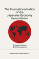 The Internationalization of the Japanese Economy - Chikara Higashi; Peter G. Lauter