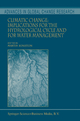 Climatic Change: Implications for the Hydrological Cycle and for Water Management - Martin Beniston