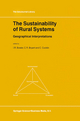 The Sustainability of Rural Systems - I. R. Bowler; C.R. Bryant; Chris Cocklin