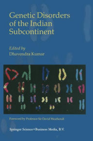 Genetic Disorders of the Indian Subcontinent - Dhavendra Kumar