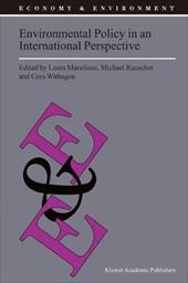 Environmental Policy in an International Perspective - Marsiliani, Laura / Rauscher, Michael / Withagen, Cees