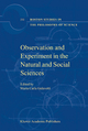 Observation and Experiment in the Natural and Social Sciences - Maria Carla Galavotti