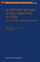 Algorithmic Methods in Non-Commutative Algebra - J. L. Bueso; Jose Gomez-Torrecillas; A. Verschoren