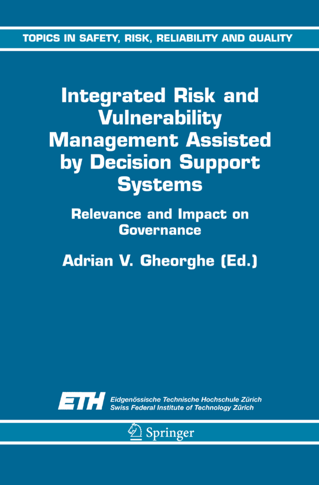 Integrated Risk and Vulnerability Management Assisted by Decision Support Systems als Buch von - Springer Netherlands