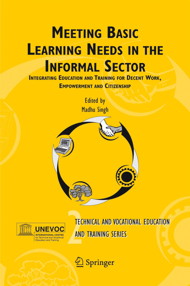 Meeting Basic Learning Needs in the Informal Sector als Buch von