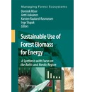 Sustainable Use of Forest Biomass for Energy - Dominik Röser