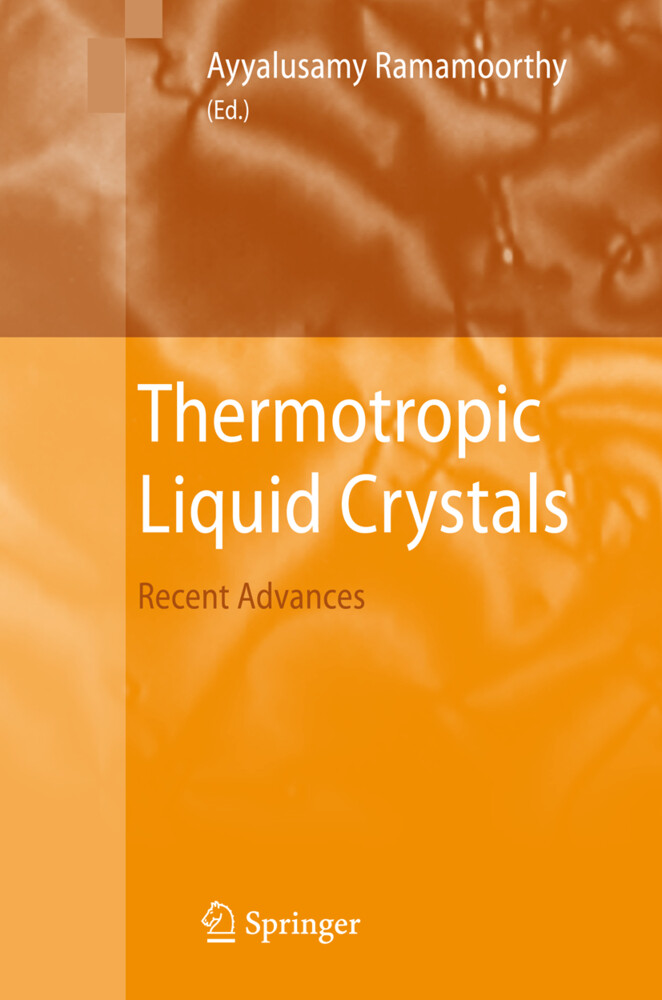 Thermotropic Liquid Crystals als Buch von - Springer Netherlands