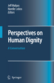 Perspectives on Human Dignity - Jeff Malpas; Norelle Lickiss