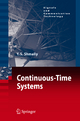 Continuous-Time Systems - Yuriy Shmaliy