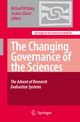 The Changing Governance of the Sciences - Richard Whitley; Jochen Glaser