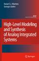 High-Level Modeling and Synthesis of Analog Integrated Systems - Ewout S. J. Martens; Georges Gielen