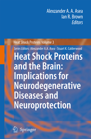 Heat Shock Proteins and the Brain: Implications for Neurodegenerative Diseases and Neuroprotection - Alexzander A.A. Asea; Ian R. Brown
