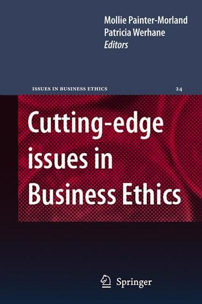 Cutting-edge Issues in Business Ethics - Springer Netherland