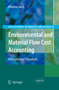 Jasch, Christine M.: Environmental and Material Flow Cost Accounting