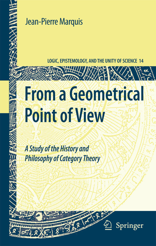 From a Geometrical Point of View als Buch von Jean-Pierre Marquis - Jean-Pierre Marquis