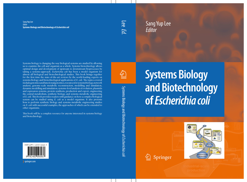 Systems Biology and Biotechnology of Escherichia coli als Buch von - Springer