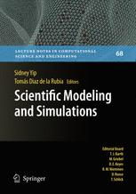 Scientific Modeling and Simulations - Sidney Yip; Tomas Diaz Rubia