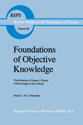 Fernandes, Sergio L.De C.: Foundations of Objective Knowledge